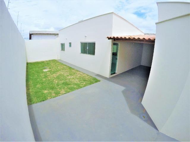VN215 - Casa Nova com Fino acabamento no Bairro Novo Mundo - Vida Nova - Foto 13