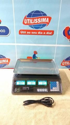Balança Digital 40 kg [entregamos grátis] * - Foto 4