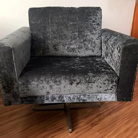 Cadeira giratória Jade - Foto 2