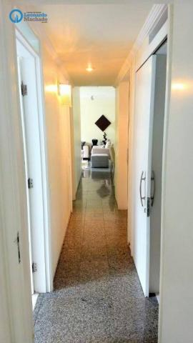 Apartamento com 3 dormitórios à venda, 126 m² por R$ 550.000 - Aldeota - Fortaleza/CE - Foto 13