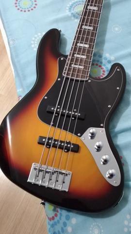 Fender jazz Bass ativo 5c