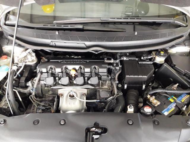 HONDA CIVIC LXS 1.8 16V FLEX AUTOMATICO - Foto 9