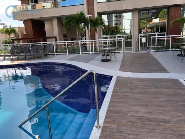 Apartamento com 3 dormitórios à venda, 126 m² por R$ 1.050.000 - Aldeota - Fortaleza/CE - Foto 3