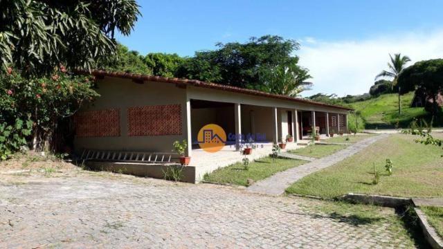 Pousada com 22 dormitórios à venda, 20289 m² por r$ 3.800.000 - mar do norte - rio das ost - Foto 18