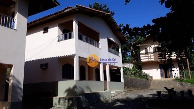Pousada com 22 dormitórios à venda, 20289 m² por r$ 3.800.000 - mar do norte - rio das ost - Foto 8