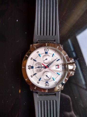 4d0c696083a Relógio Tommy Hilfiger - Bijouterias
