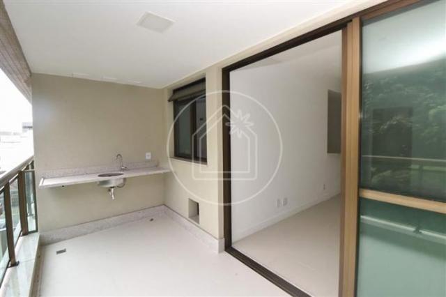 Apartamento à venda com 2 dormitórios em Rio comprido, Rio de janeiro cod:847480 - Foto 19