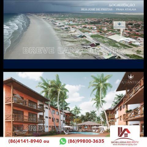 Apartamento em Luiz Correia/ Praia de Atalaia (Vila Atlântida) - Foto 8