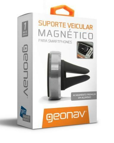 Suporte veicular Magnético universal para Smartphones