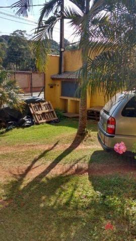 Galpão comercial à venda, residencial oásis, vargem grande paulista. - Foto 14