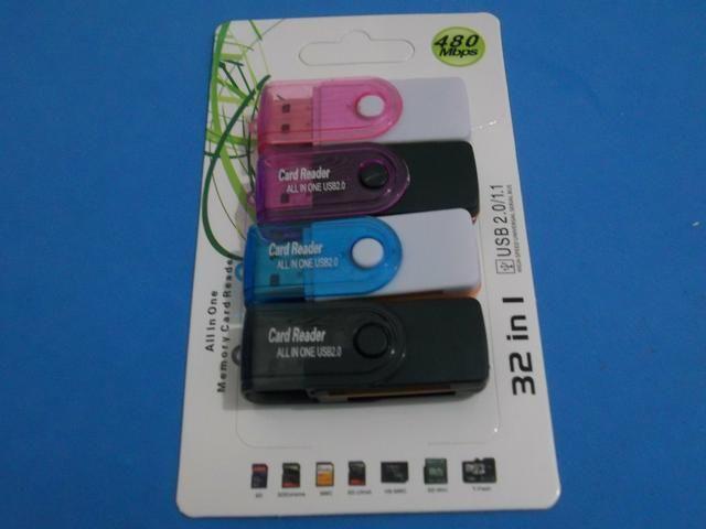 Leitor de cartão de memória R$4,00 - Foto 3