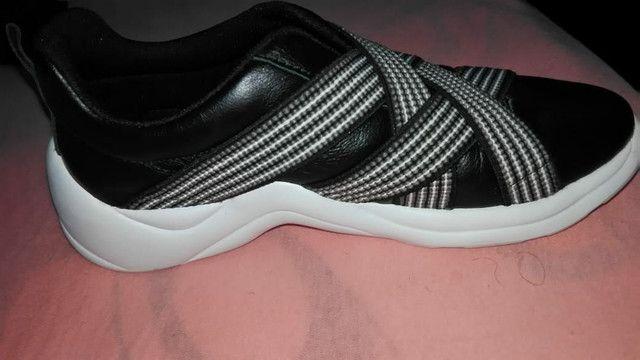 Tênis Feminino Verofatto Sneaker Chunky com Elasticos<br><br>Tamanho 37 - Foto 3