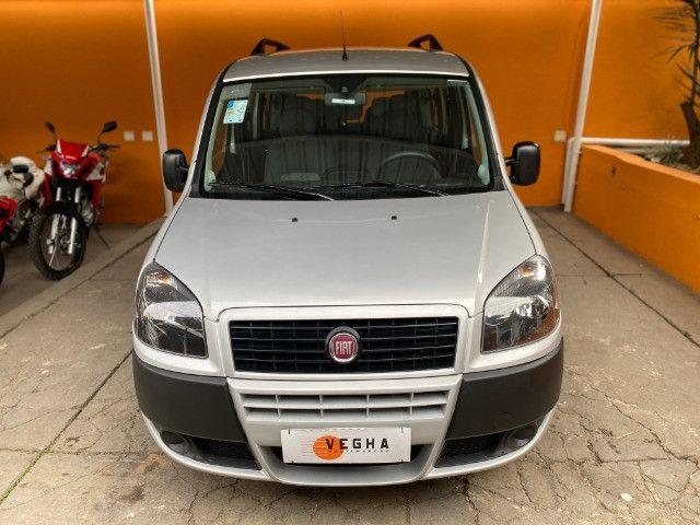 Fiat Doblo Essence 1.8 E-Torq 2019 impecável, somente de BH, Ipva 2021 quitado! - Foto 4