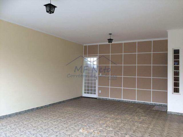 Casa à venda com 3 dormitórios em Vila pinheiro, Pirassununga cod:84200 - Foto 3