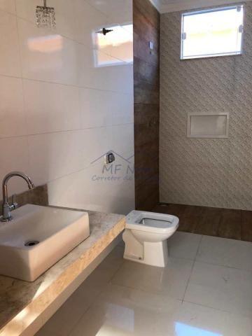 Casa à venda com 3 dormitórios em Vila santa terezinha, Pirassununga cod:10131902 - Foto 7