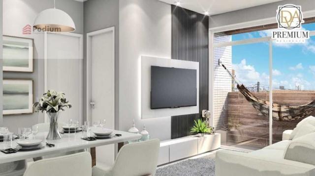 Apartamento à venda com 2 dormitórios em Bessa, João pessoa cod:15176 - Foto 3