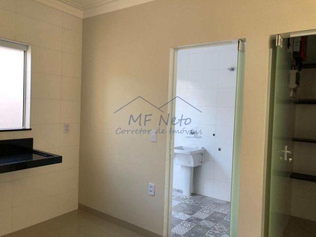 Casa à venda com 3 dormitórios em Vila santa terezinha, Pirassununga cod:10131902 - Foto 16