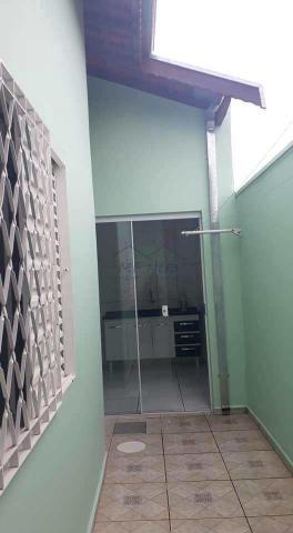 Casa à venda com 2 dormitórios em Jardim redentor, Pirassununga cod:13600 - Foto 14