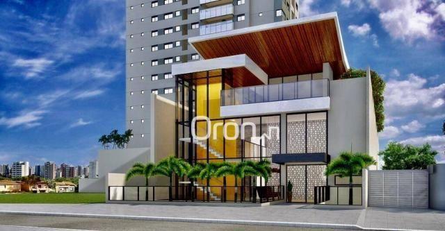 Apartamento com 3 dormitórios à venda, 144 m² por R$ 852.000,00 - Setor Bueno - Goiânia/GO - Foto 2