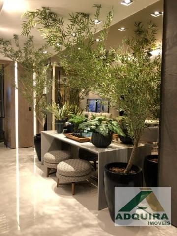 Apartamento com 2 quartos no Edificio Renaissance - Bairro Jardim Carvalho em Ponta Gross - Foto 3