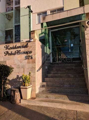 Apartamento com 2 quartos no Residencial Pedra Branca - Bairro Jardim América em Goiânia - Foto 20