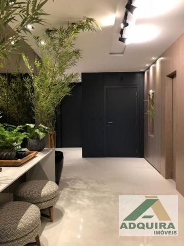 Apartamento com 2 quartos no Edificio Renaissance - Bairro Jardim Carvalho em Ponta Gross - Foto 8