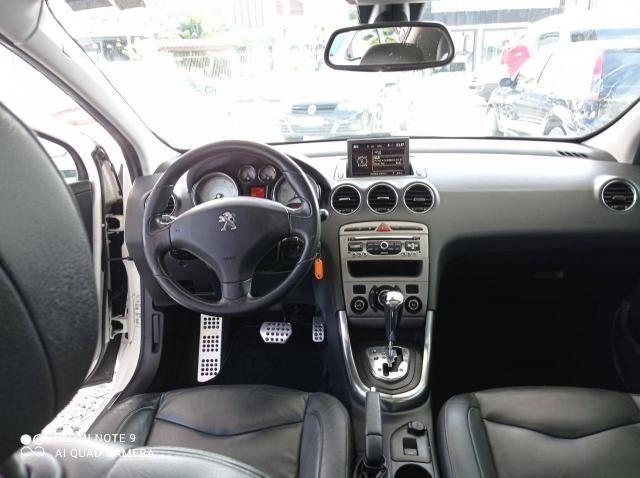 308 2012/2013 2.0 FELINE 16V FLEX 4P AUTOMÁTICO - Foto 10