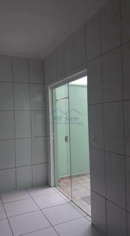 Casa à venda com 2 dormitórios em Jardim redentor, Pirassununga cod:13600 - Foto 12