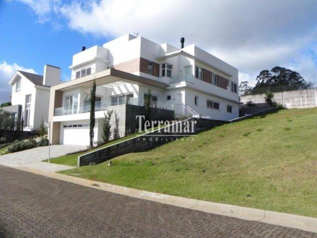Casa com 5 dormitórios à venda, 763 m² por R$ 4.200.000,00 - Primavera - Novo Hamburgo/RS - Foto 2