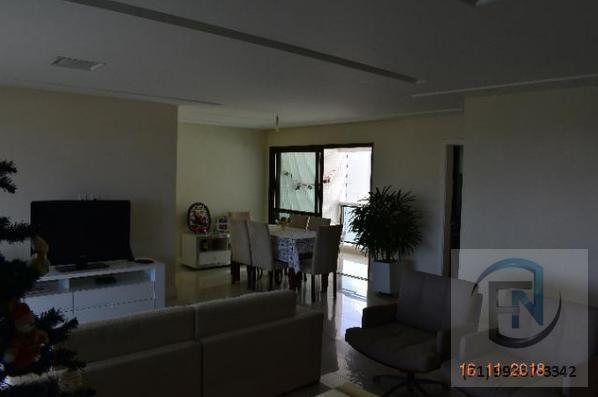 Apartamento para Venda em Salvador, Patamares, 4 dormitórios, 4 suítes, 5 banheiros, 4 vag - Foto 5