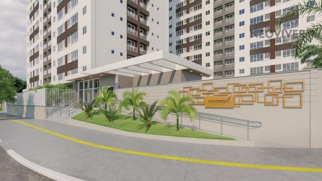 Apartamento à venda com 3 dormitórios em Rodoviário, Goiânia cod:456 - Foto 4