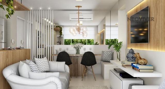 Apartamento à venda com 3 dormitórios em Rodoviário, Goiânia cod:456 - Foto 2