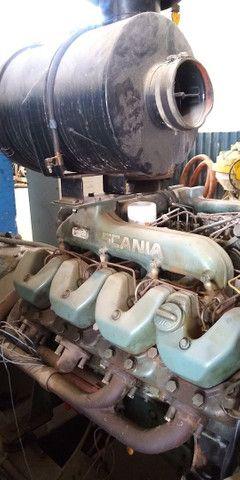 Grupo gerador Scania 300 KVA - Foto 4