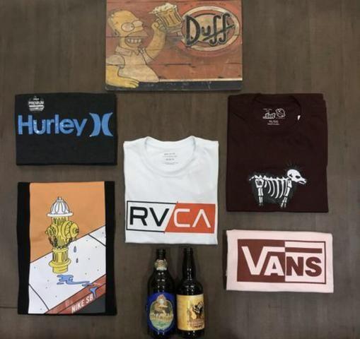 Fornecedor de camisetas multimarcas RJ - Foto 2