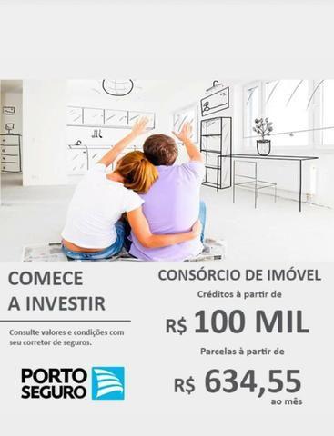 Realize o sonho de comprar seu imóvel. Parcelas a partir de R$ 349,00