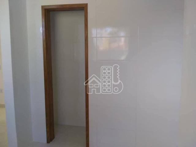 Casa com 3 dormitórios à venda, 130 m² por R$ 550.000,00 - Itaupuaçu - Maricá/RJ - Foto 11