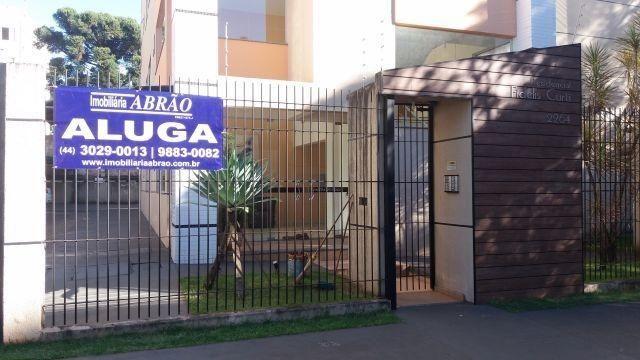 Apartamento para aluguel, 1 quarto, 1 vaga, Vila Marumby - Maringá/PR - Foto 2