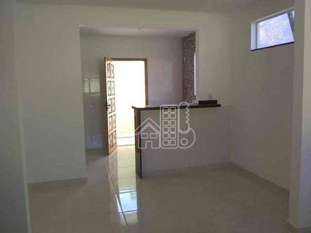 Casa com 3 dormitórios à venda, 130 m² por R$ 550.000,00 - Itaupuaçu - Maricá/RJ - Foto 10