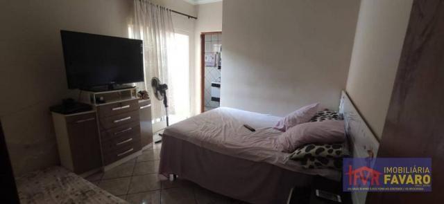 Casa com 3 dormitórios à venda, 88 m² por R$ 250.000 - Jardim Portal de Itamaracá - Londri - Foto 7