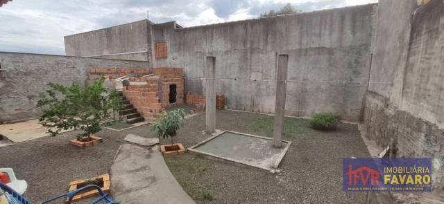 Casa com 3 dormitórios à venda, 88 m² por R$ 250.000 - Jardim Portal de Itamaracá - Londri - Foto 13