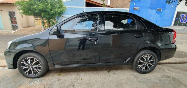 Etios 1.5 platinum automático 17/18 sedan - Foto 4