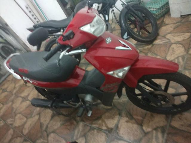 Vendo moto traxx 50tinha 2.500 fone: - Foto 4