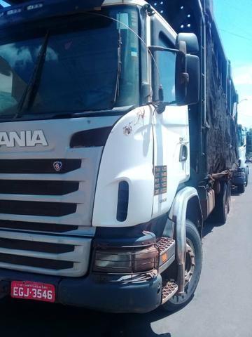 Scania G420 6X4 2010 + 2 Julietas