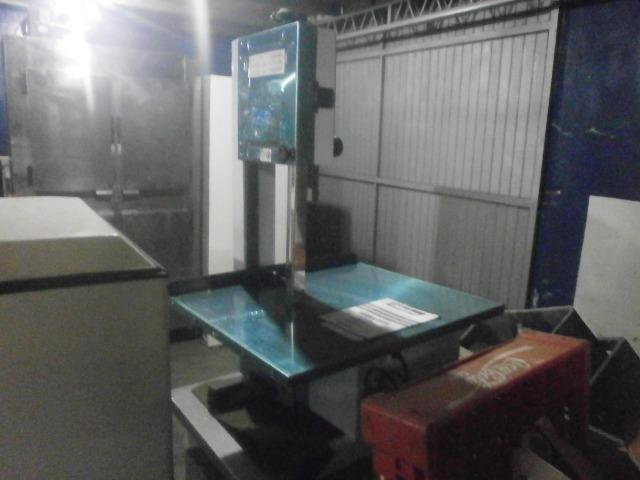 Serra fita industrial de bancada - nova - Foto 5