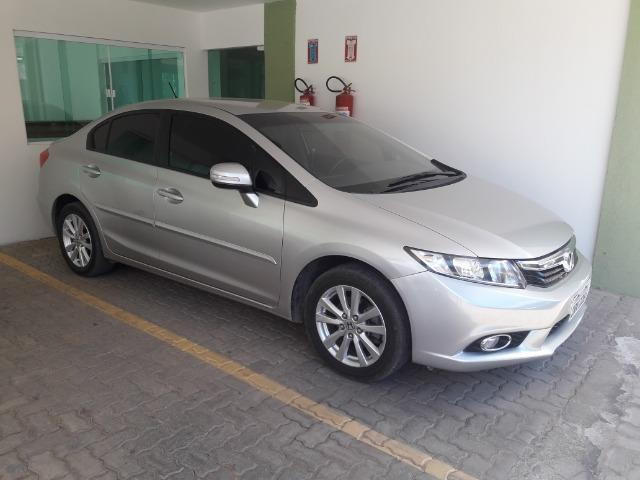 Honda Civic LXR 2.0 Flex one 2014