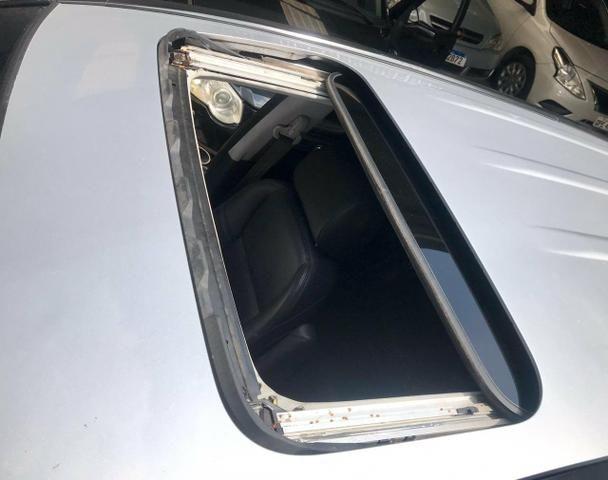 CR-V top de linha automático e brancos de couro - Foto 4