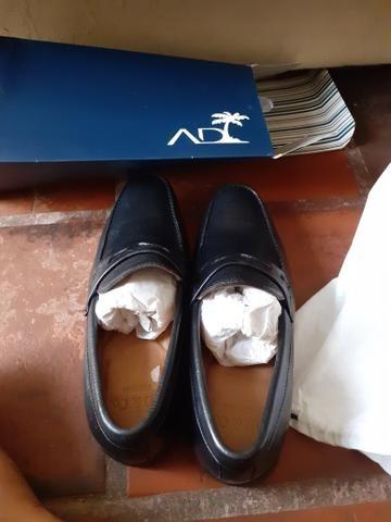 Sapato social masculino Tam. 42 preto