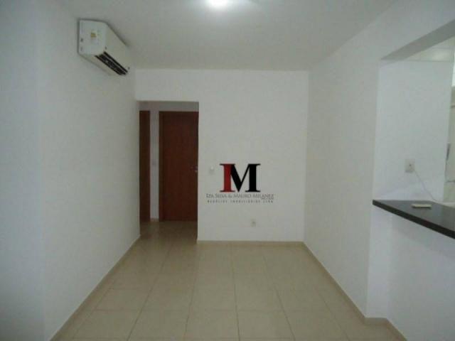 Alugamos apartamento com 3 quartos climatizado e armario de cozinha - Foto 5
