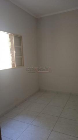 Casa à venda com 2 dormitórios em Jardim das oliveiras, Aracatuba cod:V34961 - Foto 5