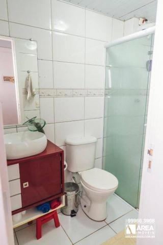 Apartamento com 3 dormitórios à venda, 62 m² por R$ 211.000 - Santa Quitéria - Curitiba/PR - Foto 17